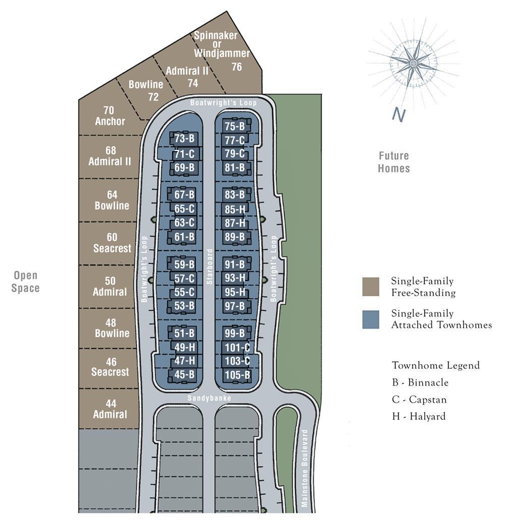boatwrights loop site plan