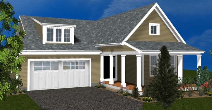 admiral - Single Family Home Designs