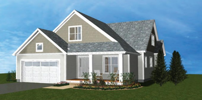 single family a design - Single Family Home Designs