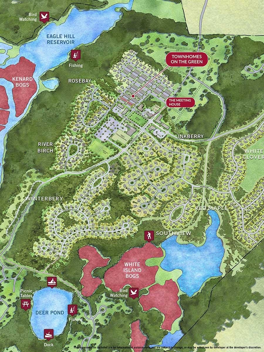 Redbrook master plan